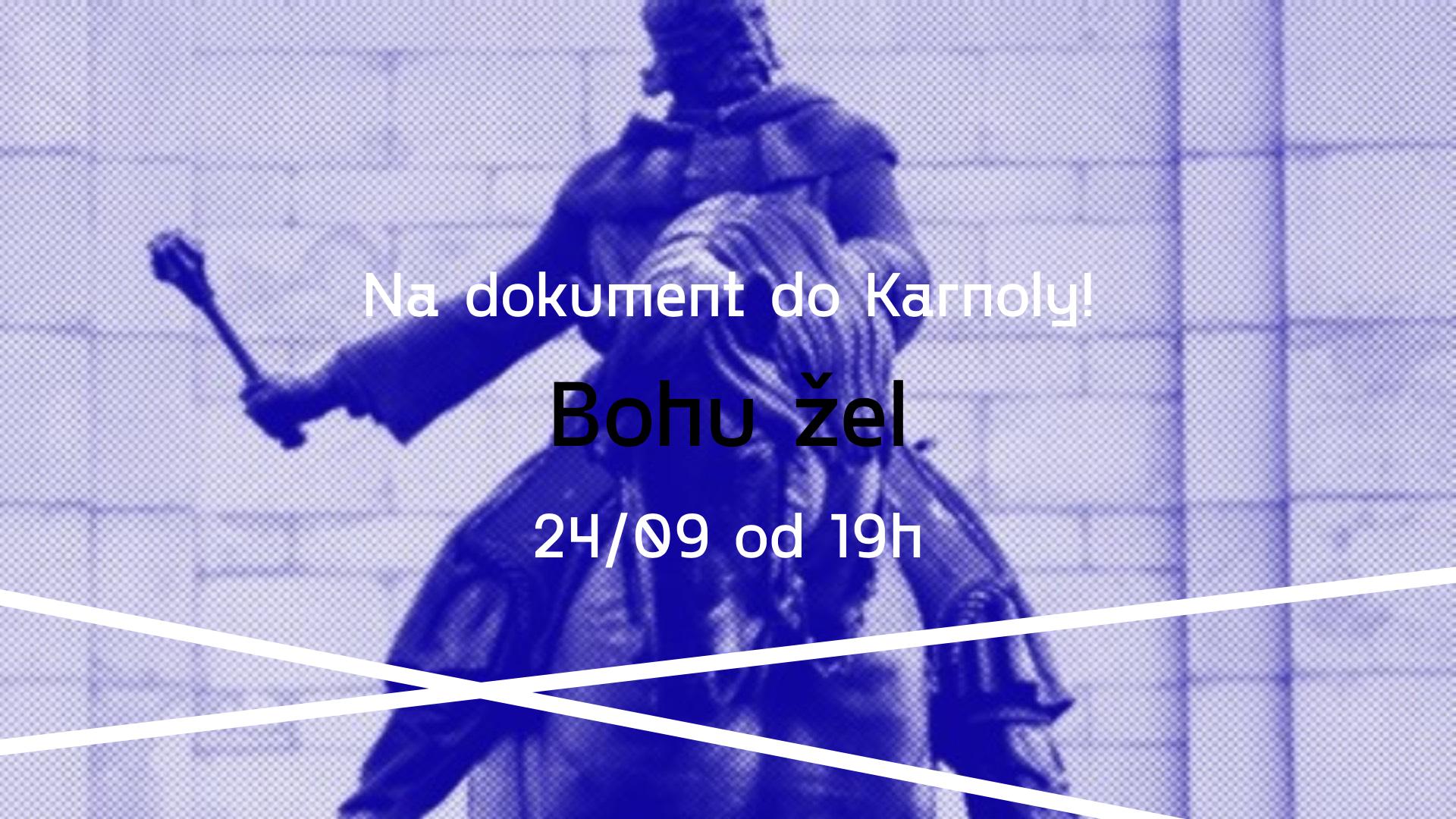Bohu žel -2